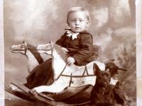 John C. Woelk II my dad, taken in Russell Kansas.jpg