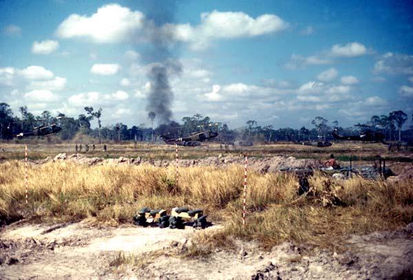Artillery in Vietnam